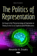 The Politics of Representation HC 978-1-53611-062-3